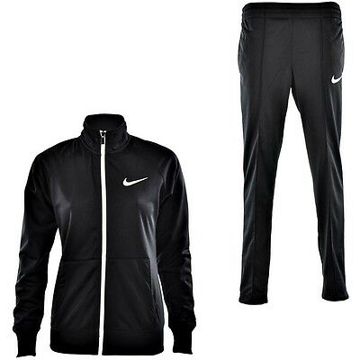 NIKE Trainingsanzug Polywarp Raglan Warm Up Damen Women Jogginganzug