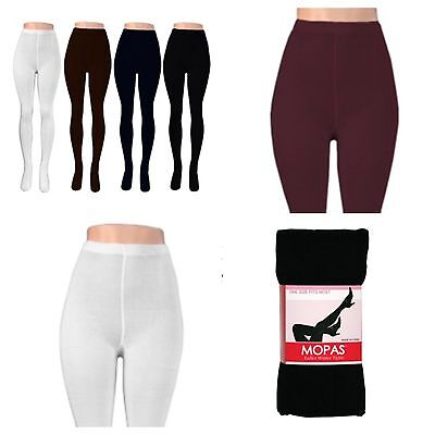 Women Winter  Warm Tights Pantyhose Stretch Stocking Socks Over The Knee Black