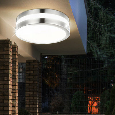 18 watt led garage deckenleuchte lagerhalle ip65 for Lampe garage led