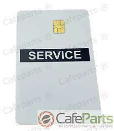 Service Card for Thermoplan CTS2 B&W / Verismo 801 / Mastrena