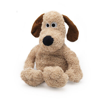 Gromit Dog Heatable Microwaveable Soft Plush Toy Hot Water Bottle Bed Warm