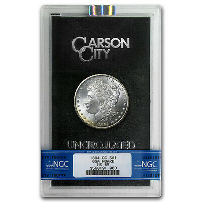 SKU #4642 1898-O Morgan Dollar MS-63 NGC