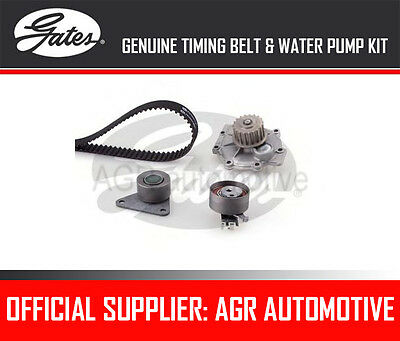 Gates Timing Belt And Water Pump Kit For Volvo C70 I Coupe 2.0 T 163 Bhp 2000-02