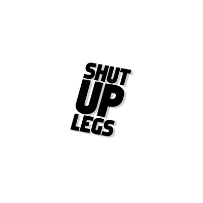 Shut Up Legs Top Tube Decal/Sticker | Bike | Cycling | Motivation | Jens Voigt