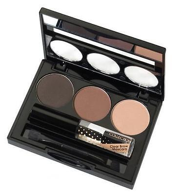 Eyebrow Kit Blonde by Collection Cosmetics Work The Colour Eye Brow Kit Blonde C