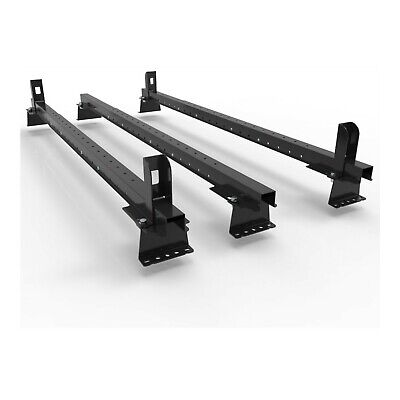 Renault Trafic- Strong Roof Rack Bars Rails 3-bars for -  (Mk1 2001-2014) Model