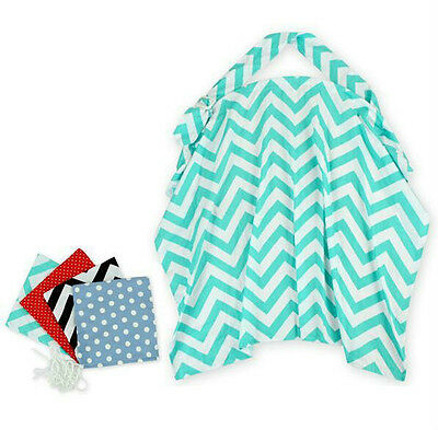 UDDER COVERS BREASTFEEDING NURSING COVER carrying pouch Pacifier Clip 10 colors