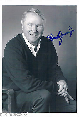 Claude Jarman American Film Actor The Yearling   Hand Signed Photo 8 x 6