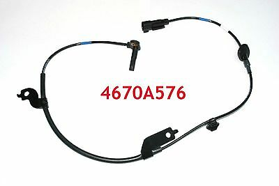Front Right ABS Wheel Speed Sensor for 07-12 Mitsubishi Outlander 2WD Lancer ASX