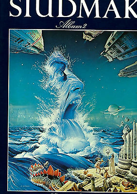 Rare Eo George Lucas + Illustrations Wojtek Siudmak, Art Fantastique N° 2