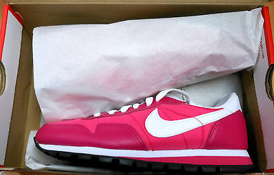 finest selection 20972 d76bf Nike sz 5 Y Youth Metro Plus CL GS Running Shoes NEW 309598 600 Voltage  Cherry
