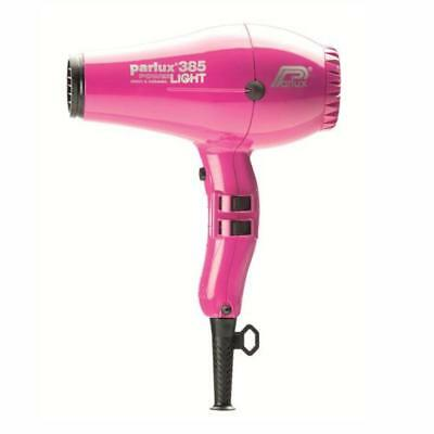 Parlux Haartrockner 385 Power Light Ionic & Ceramic fuchsia - neu & OVP