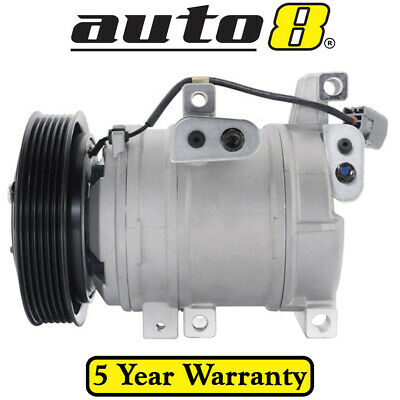 Air Conditioning Compressor suits Mazda 6 GG CY 2.3L Petrol L3-VE 2002 - 2008