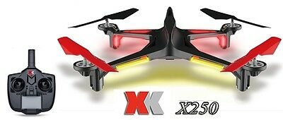X250 Alien Racer Quadcopter Drone with Failsafe Feature - Special Offer!