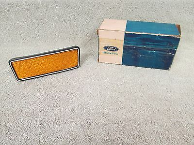 1971-73 Ford Galaxie Ltd Station Wagon  Rh  Side Marker  Nos Ford 1215