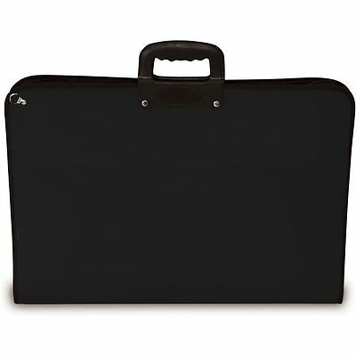 Mapac Academy Art Carry Case A1 Folder Storage Lightweight Water-Resistant Black