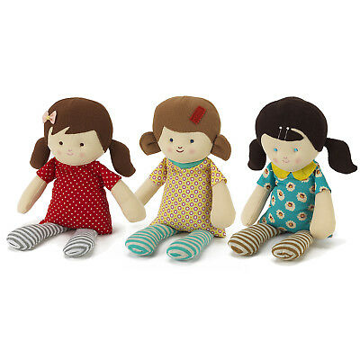 Warmies Craft Warmheart Dolls Heatable Microwaveable Soft Girl Toy Warm Bed