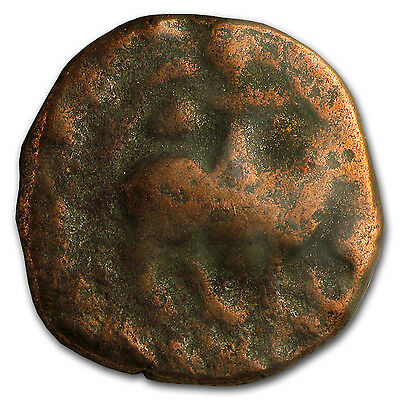 Bronze Coin of the Magi 35 BC - 5 AD In Deluxe Folder