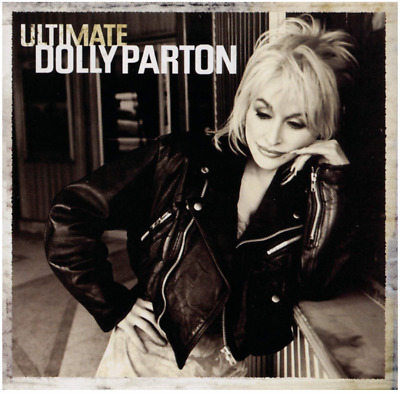 Dolly Parton - Ultimate (CD) • NEW • Best of, Greatest Hits, 9 to 5, Jolene