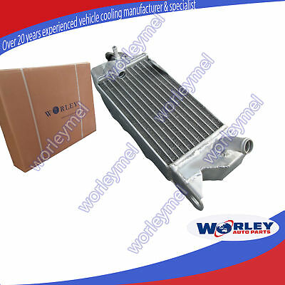 All ALUMINUM RADIATOR FOR Kawasaki KX80 KX85 KX100 01-09 02 03 04 05 06 07 08