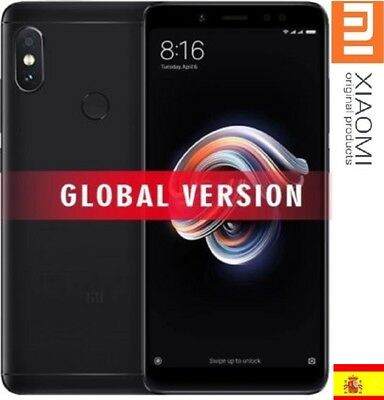 Xiaomi Redmi Note 4 X,helio X20 Decacore, 4Gb Ram ,64Gb Rom,5'5, Rom Global Pro,