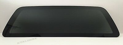 Heated Stationary Rear Back Window Glass OE For 97-03 Ford F150 Harley-Davidson