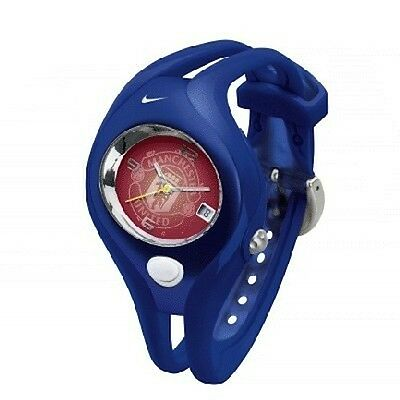 3b47dde4b285 Nike Triax Swift Analog Manchester United Team Sport Watch - Wd0049-407