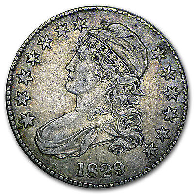 1808-1836 Capped Bust Silver Half Dollars XF/Better - SKU #92625
