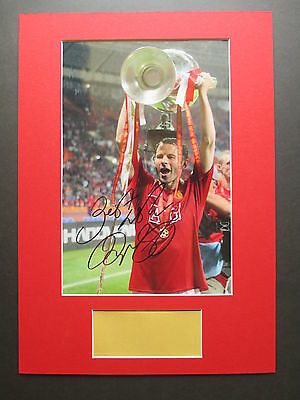 Manchester United:ryan Giggs Personally Hand Signed A3 Mounted Photo Display-Coa