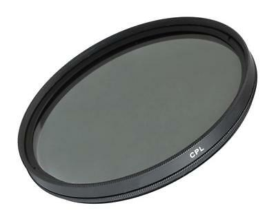 55mm Circular Polarizing CPL PL-CIR Filter for Canon Nikon SLR DSLR Camera Lens