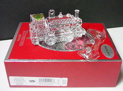 Waterford 2013 Christmas TRAIN ENGINE Ornament, New in Box !