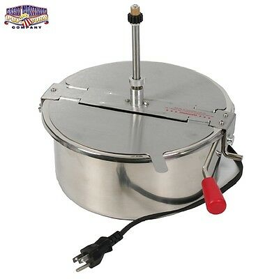 Great Northern Popcorn 12-Ounce Replacement Popcorn Kettle For Popcorn Poppers