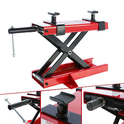 Motorbike lift Motorbike lifting stage Mounting stand Assembly stand