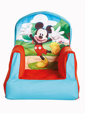 COMPLETO LETTO Mickey Mouse Clubhouse Cosy Chair