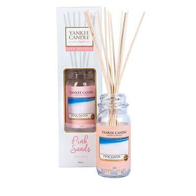 Yankee Candle Pink Sands Classic Reed Diffuser