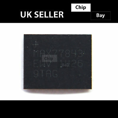 2x Samsung Note 4 / S6 / S6 Edge N9100 MAX77843 Power IC Chip