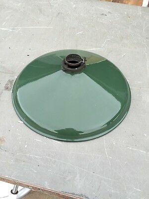 Two Available Price To Separate Antique Green Porcelain Machine Shades
