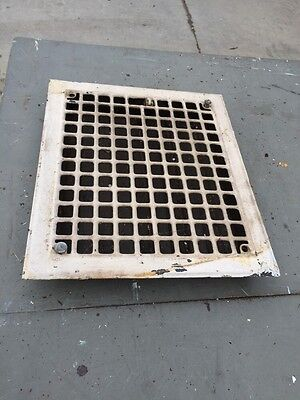 "Gt 8 Antique Floor Or Wall Heating Great 12"" X 14"""