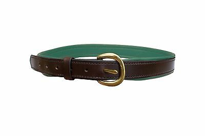 Perri's Leather Padded Belt - Size 24