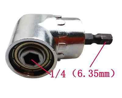 """New 1pc 1/4""""  Screw joint   105 degree turn"""