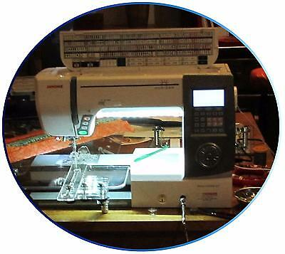 LED Sewing Machine Light Kit size 12 by Dark Be Gone (AU Approved Power Adapter)