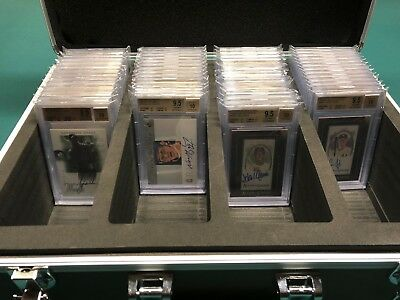 SOLD OUT!!! SOLD OUT!!!DELUXE Graded Card Storage Boxes (BGS, SGC) v. 2.0