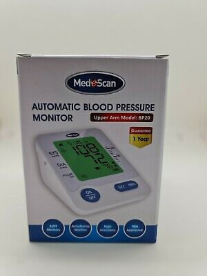 Medescan Blood Pressure Monitor