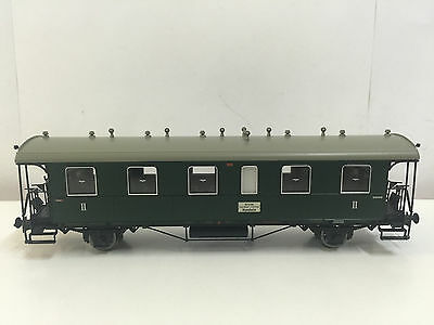 LILIPUT, Personenwagen 2.Klasse BADEN, SCALE 1:87, NEW IN BOX WAGON, L334005