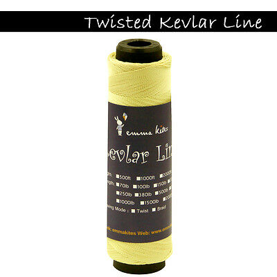 70lbs Twisted Kevlar Fiber Thread String for Outdoors Working and House Sewing