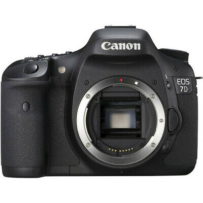 Canon EOS 7D SLR Digital Camera (Body Only) BRAND NEW