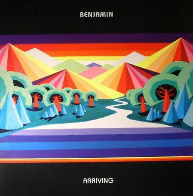 BENJAMIN - Arriving - Vinyl (LP + MP3 download code)