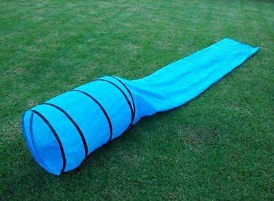 HDP Dog Pet Agility Obedience Training Tunnel Chute 15' Tunnel Length: 3 ft NEW.
