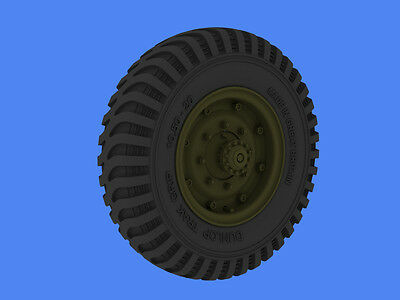 PANZER ART,1/35 RE35-264 Humber Mk IV AC Road Wheels (Dunlop)