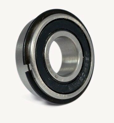 """SNAP RING 1//2/""""ID x 1-1//8/""""OD 1616-2RS-NR BALL BEARING W// RETAINER"""